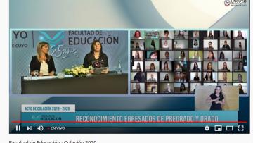 """Ana Sisti:  """"Pensar en una educación dual y flexible es el desafío que nos depara el 2021"""""""