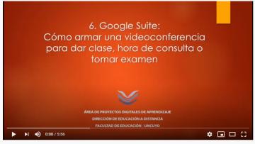 Comparten sugerencias para agendar y programar una video conferencia en Google Meet