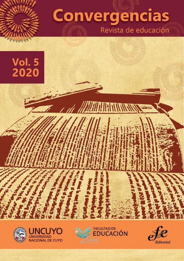 Tapa del Vol. 3 Núm. 5 (2020): De los sujetos a las prácticas educativas