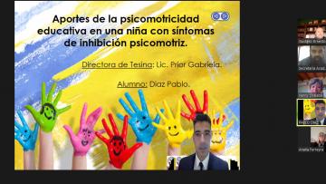 La Facultad suma un nuevo licenciado en Psicomotricidad Educativa