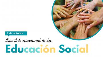 El dos de octubre se conmemora el Día Internacional de la Educación Social