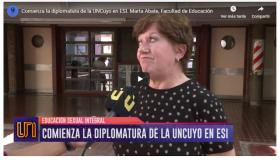 Unidiversidad Noticias | 23 de febrero de 2020 | Claves de la diplomatura de la UNCUYO en ESI