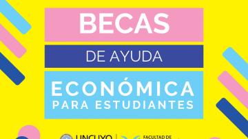 Atención estudiantes: inscriben para becas de ayuda económica