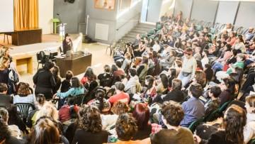 Historiadora compartió experiencias de oralidad con comunidades andinas