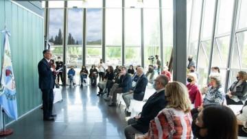 Conmemoraron el Día de la Memoria en la UNCuyo