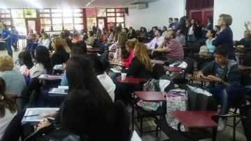 Mostraron los proyectos de extensión de la Facultad en un Encuentro