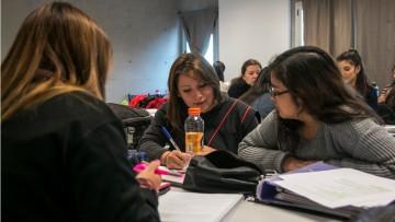 Últimos cupos para los cursos de idiomas en la Facultad