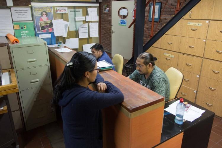 Horarios de Dirección de Alumnos durante febrero