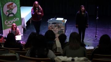 Abordan didácticamente el cambio climático en Mendoza