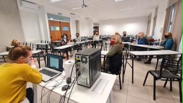 Referentes universitarios de equipos de inclusión se reunieron en la Facultad de Educación
