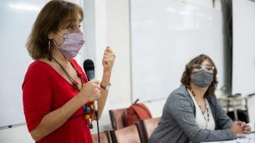 """Marina Becerra: """"La anatomía no define el género ni los roles que vamos a interpretar en nuestra vida cotidiana"""""""