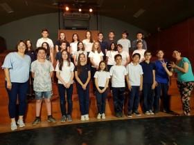 MendoVoz | 11 de diciembre 2019 | Una escuela local forma a sus estudiantes en Lengua de Señas