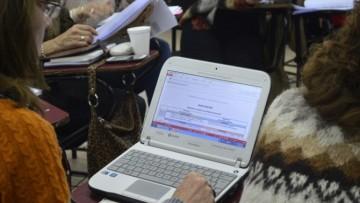 Profesores de la Facultad se capacitarán en competencias digitales