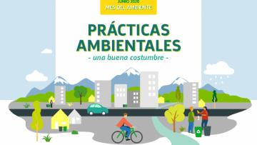 El Instituto de Ciencias Ambientales presenta actividades por el Mes del Ambiente 2020