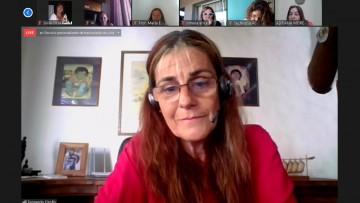 """Fernanda Ozollo: """"El docente más que un mediador es un provocador y debe provocar experiencias de aprendizaje"""""""