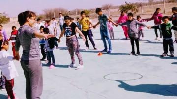 Más de 50 niños festejaron su día en Lavalle