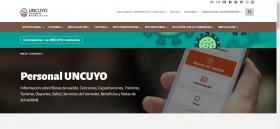 Plataforma del Personal de la UNCUYO