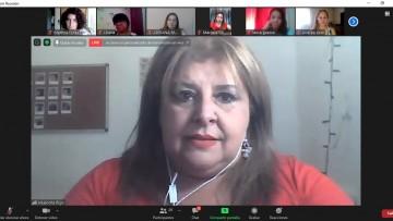 """Alejandra Rigo: """"Estamos en una situación que podemos definir como un momento masivo de un sindrome post traumático"""""""