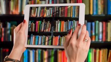 Socios de la Biblioteca pueden solicitar material digital