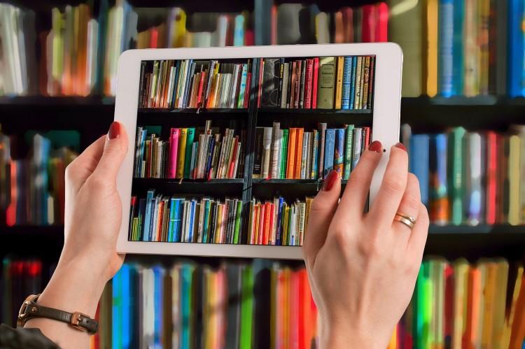 Nuevo enlace para solicitar material digital en Biblioteca