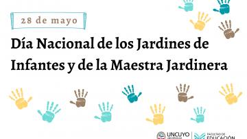 Día Nacional de los Jardines de Infantes y de la Maestra Jardinera