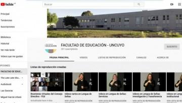 Nueva reunión de Consejo Directivo se transmitirá por Youtube